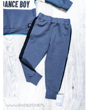 spodnie szare mikoo