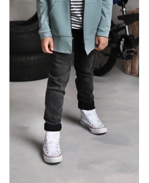 spodnie dekatyzowane royal