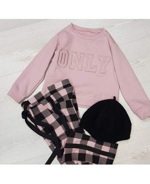 Bluza ONLY różowa