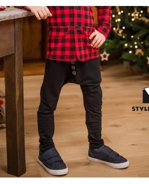 eleganckie spodnie dla chłopca